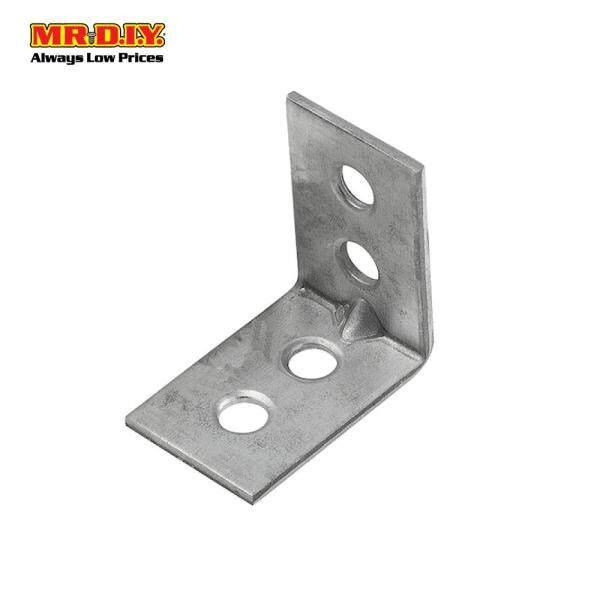 MR.DIY Metal L-Shaped Bracket  (8pcs x 25mm)