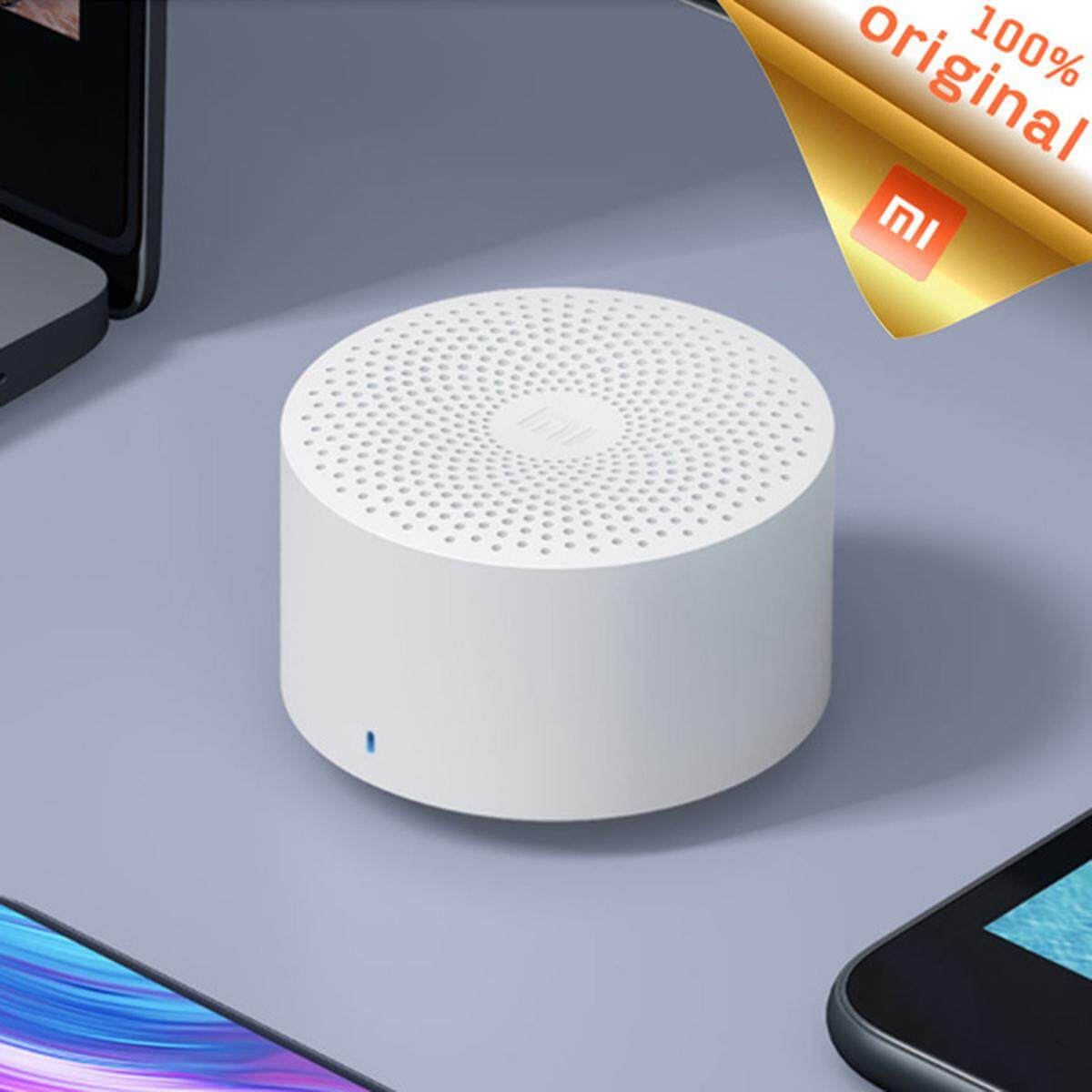 Xiaomi Portable Bluetooth Speaker With Mic 4.2 CSR Up To 4 Hours Working Time