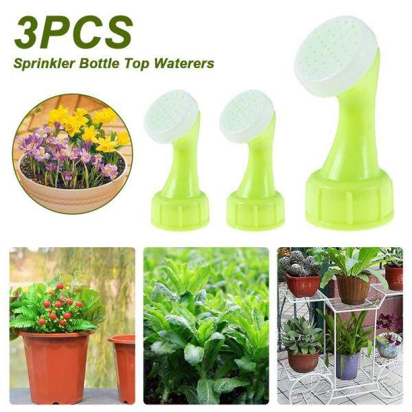 Plastic Water Bottle Top Nozzle Spraying Head Potted Plants Sprinkler Watering Tools ater Bottle Nozzle