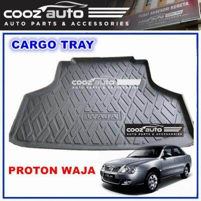Proton Waja Luggage / Boot / Cargo Tray By Cooz Auto Performance.