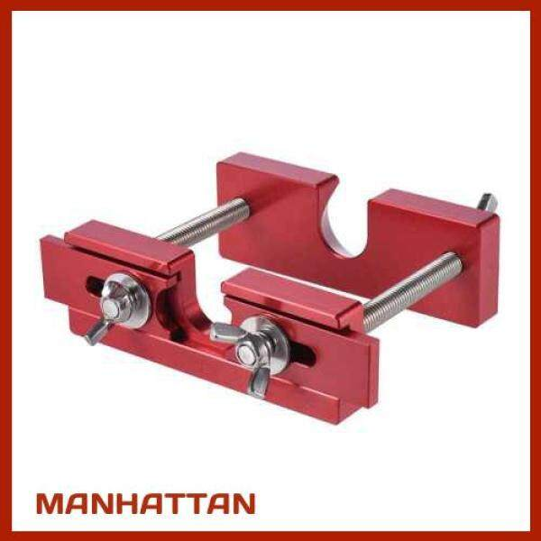 [ MANHATTAN ] Professional Adjustable Mouthpiece Puller Remover Tool for Brass Trumpet Trombone Euphonium Horn Mouth Piece Silver (Red) Malaysia