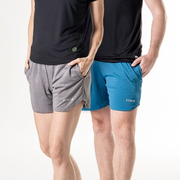 Fitgear Quickdry Relax Shorts (Unisex)