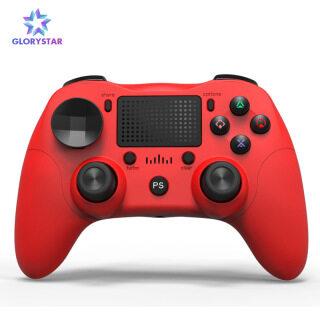Tay Cầm Chơi Game GloryStar Cho PS4, Tay Cầm Điều Khiển Bluetooth Không Dây Cho Playstation4, Dualshock 4, Tay Cầm Chơi Game Cho PS3 thumbnail