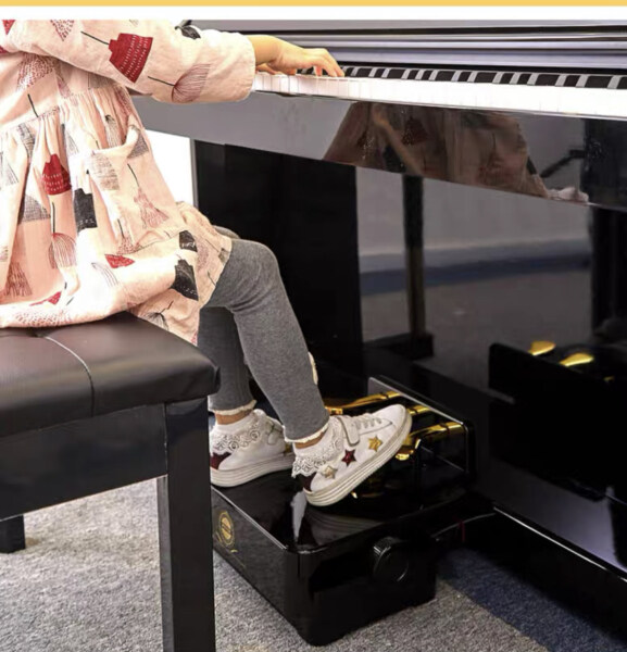 【KL Ready Stock】JT ART Children Adjustable Piano Pedal Extender Piano Pedal for Kids儿童钢琴辅助踏板 Malaysia