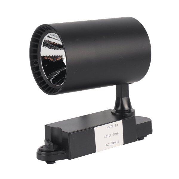 BGD COB LED Track Light Clothes Shop Ceiling Lamp Open Mounted Rail Spot Light