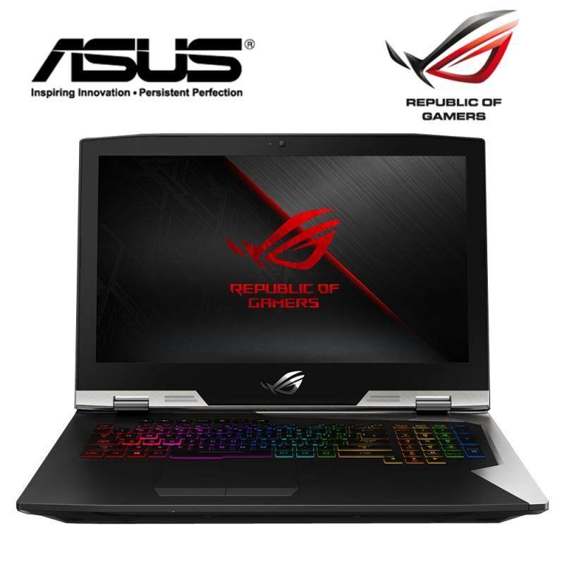 Asus ROG CHIMERA (RTX Graphic Card) G703G-XEV115T (ROG Titanium) Gaming Laptop Malaysia