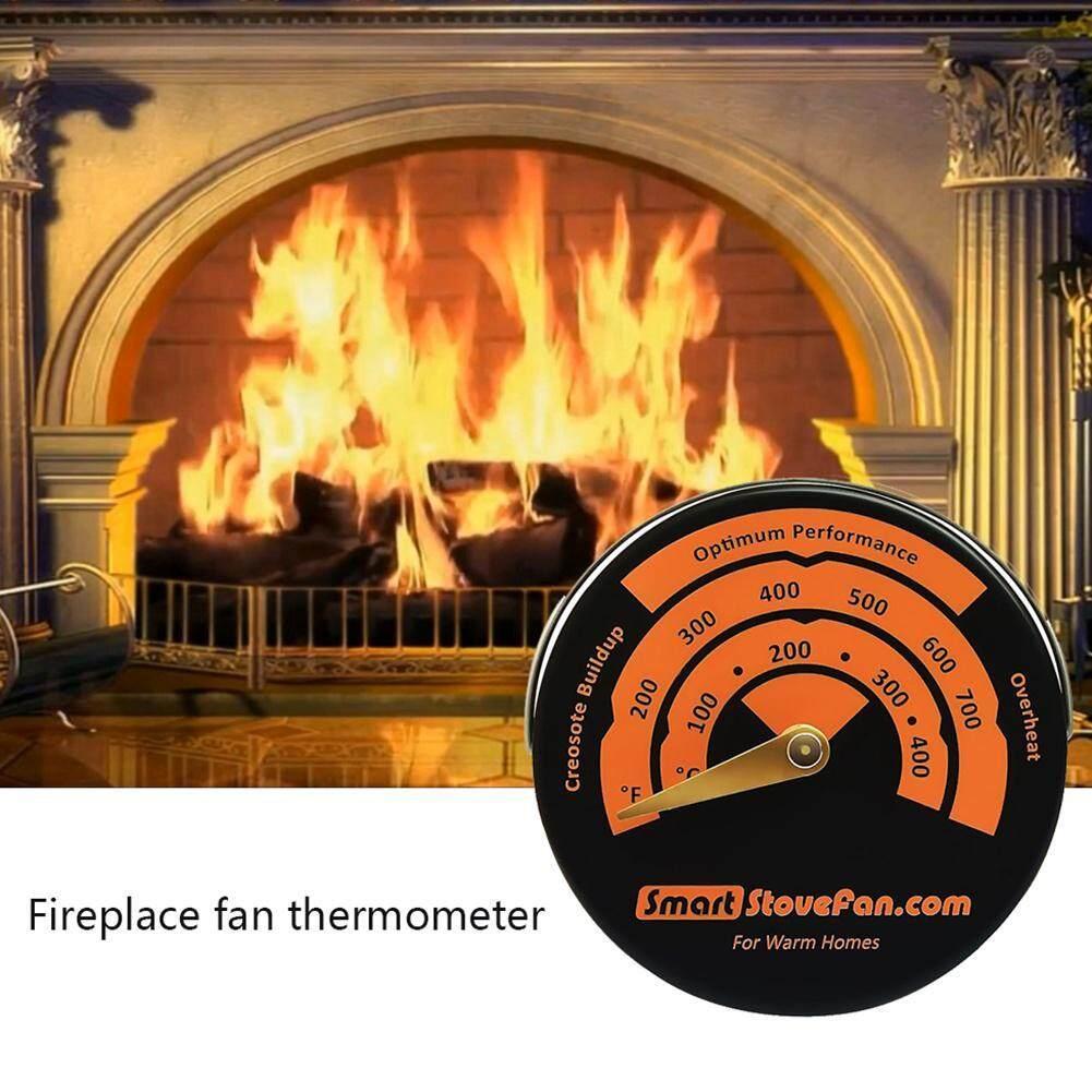 M-Agnetic Thermometer Cepat Membaca Aluminium Aloi Oven Pengukur Temperatur Kompor Buang Pengukur Suhu Pipa