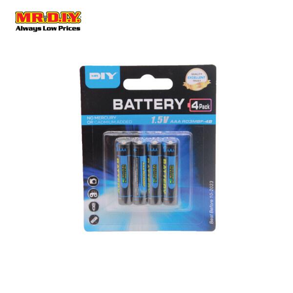 MR DIY Super Extra AAA Battery (4pcs)