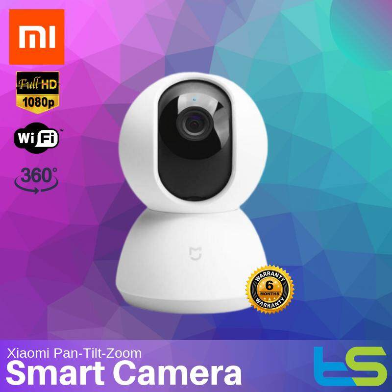 Xiaomi MI Mijia 360° Dome Home Camera IP Cam Wifi Full HD 1080p, PTZ  version Pan-Tilt-Zoom 360 degrees