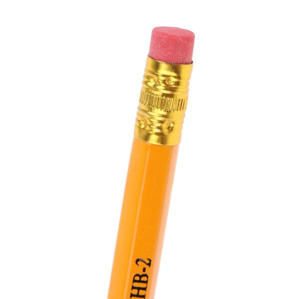 Mua Blesiya 10 Cái HB No.2 Woodcase Bút Chì Văn Phòng Trường Học Phá Vỡ Thùng Màu Vàng - Hàng quốc tế | Lưu ý thời gian giao hàng dự kiến