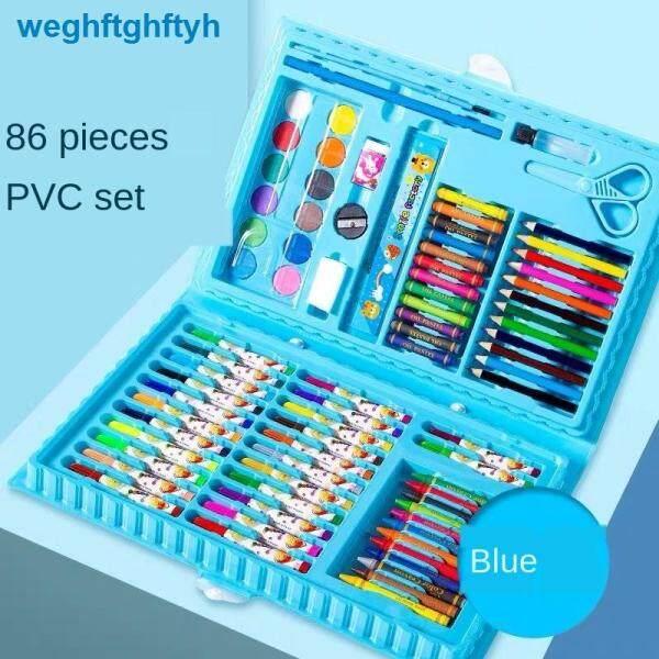 Mua Trẻ Em Màu Nước Bút Vẽ Set Vẽ Ban Quà Tặng Có Thể Giặt Màu Bút Vẽ Cọ Màu Chì Bút Crayon Dầu Pastel