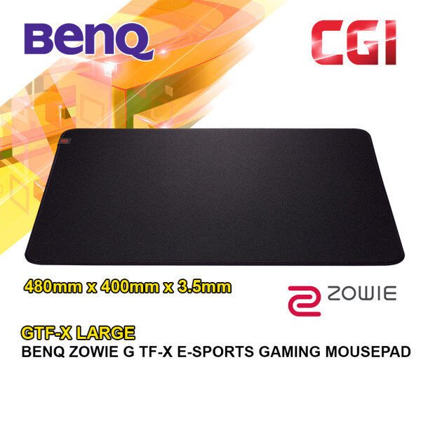 BenQ Zowie G TF-X e-Sports Gaming Mousepad (Large) Malaysia