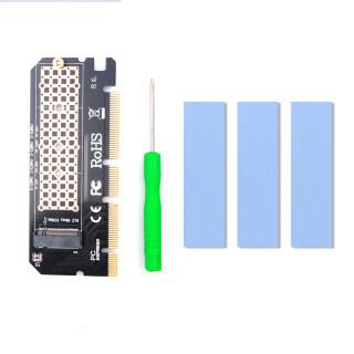 Mở Rộng Thẻ, Bộ Chuyển Đổi PCIE Sang M2 M.2 Bộ Chuyển Đổi PCIE SSD PCI Express M.2 Bộ Chuyển Đổi PCIE M.2 NVME M2 Máy Tính M2 M Key 2230-2280 thumbnail