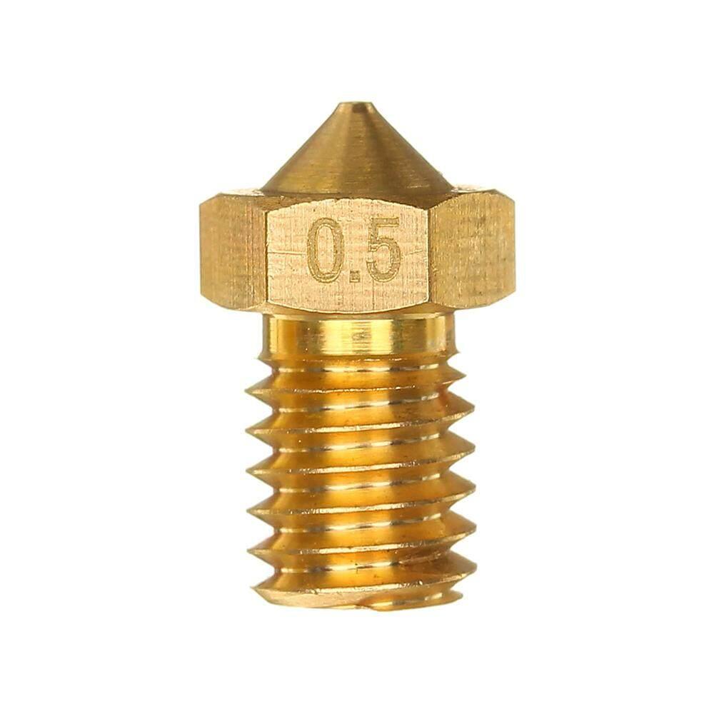 Giá 1 Máy Tính E3DV6 Đầu Phun 0.5 Mm Cho 3D Máy In