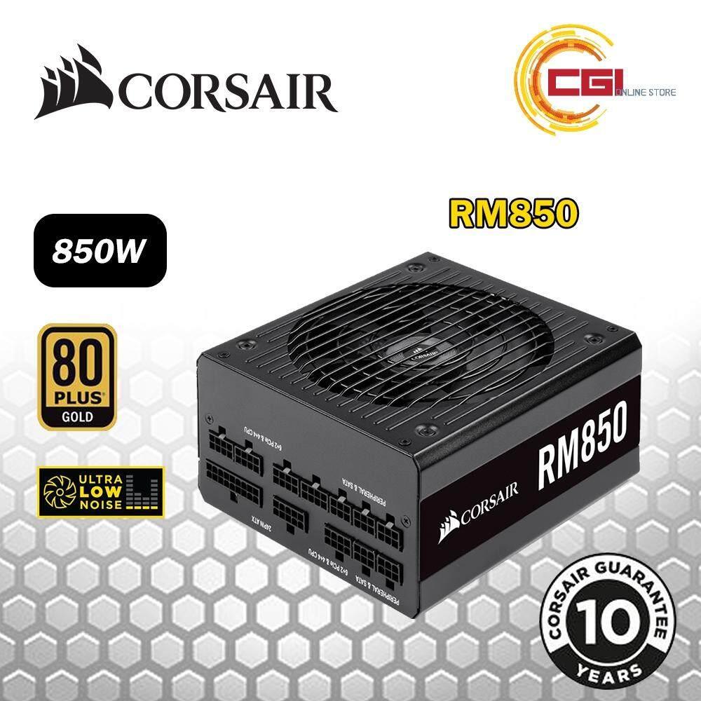 Corsair RM850 850W 80PLUS Gold Certified Full Modular PSU (CP-9020196-UK)