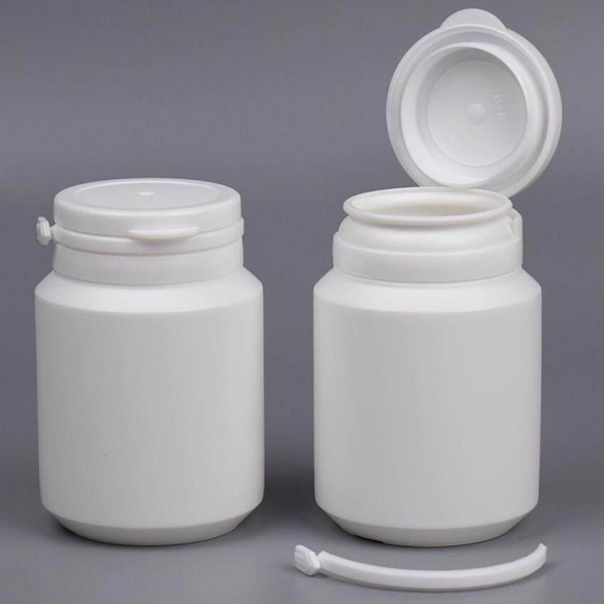 Zst 20 Buah/Banyak Permen Karet Xylitol Botol 100Ml Sweet Plastik Whitecolor