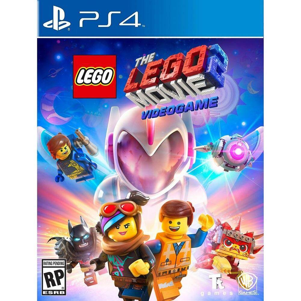 PS4 The Lego Movie 2 Videogame (Premium) Digital Download