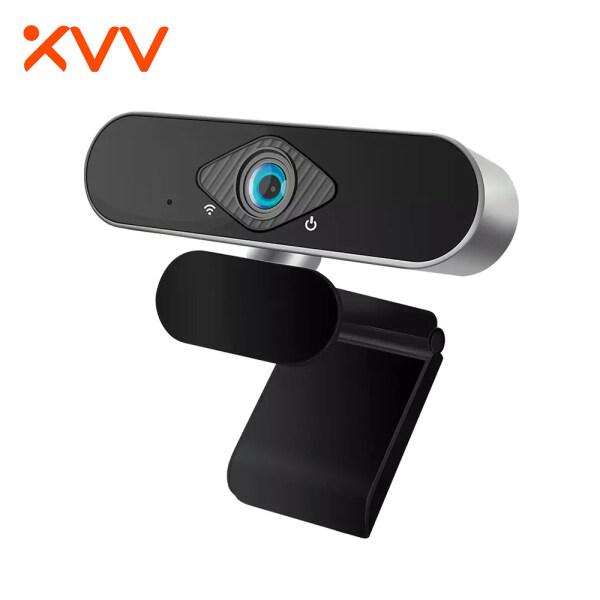 Xiaomi Youpin Xiaovv HD USB Webcam Built-in Microphone Drive-free Auto-focusing Camera Gift for Video Calling Recording Conferencing E-learning