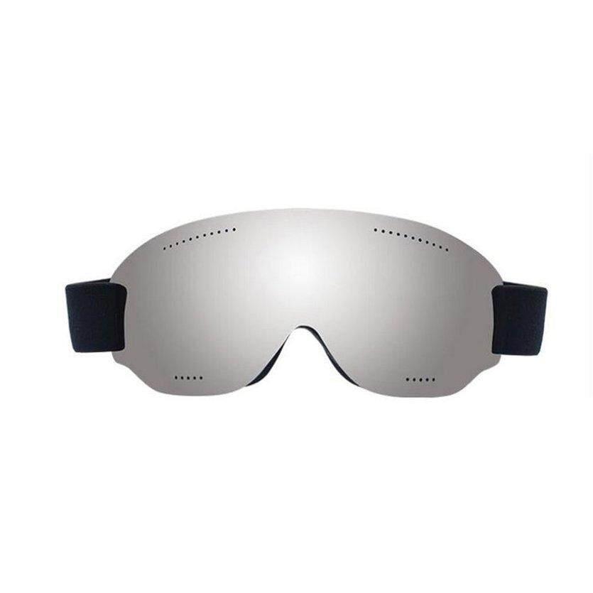 HORI BH515 Anti-fog Mirrored Lens Snowboard Snow Goggles for Men Women Youth