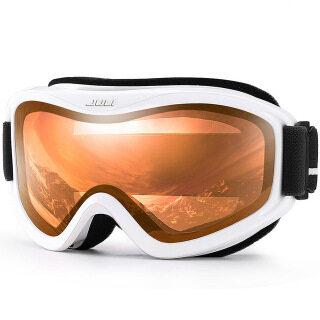 Kính Trượt Tuyết Chuyên Nghiệp Thương Hiệu MAXJULI Kính Trượt Tuyết Hai Lớp Chống Sương Mù UV400 Kính Trượt Tuyết Nam Nữ thumbnail