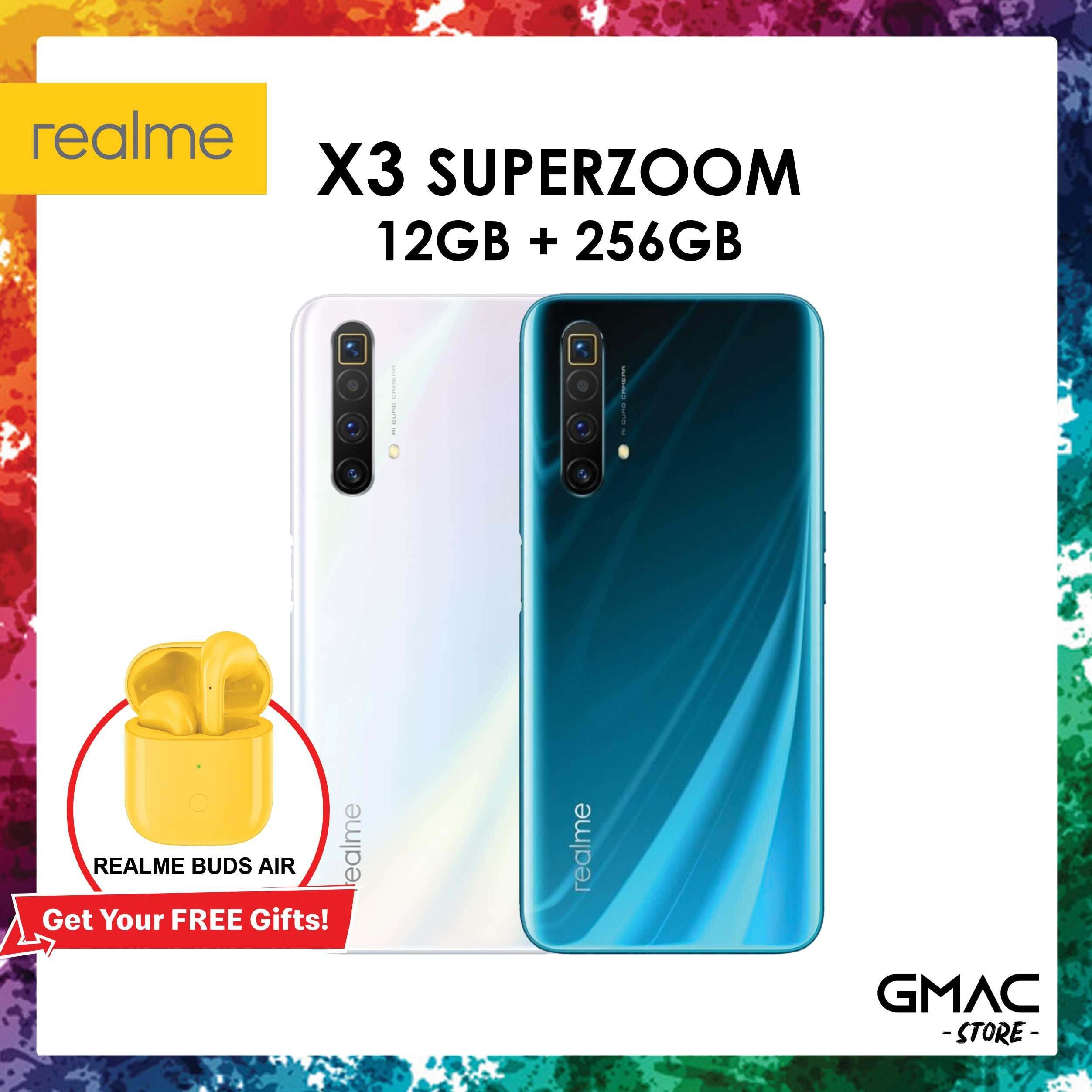 Realme X3 Super Zoom Price In Malaysia Specs Rm1999 Technave