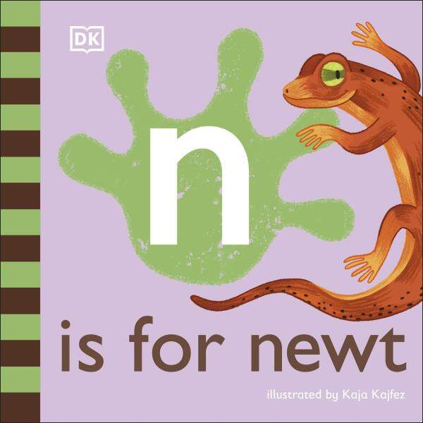 N is for Newt + EXCLUSIVE FREE GIFTS Malaysia