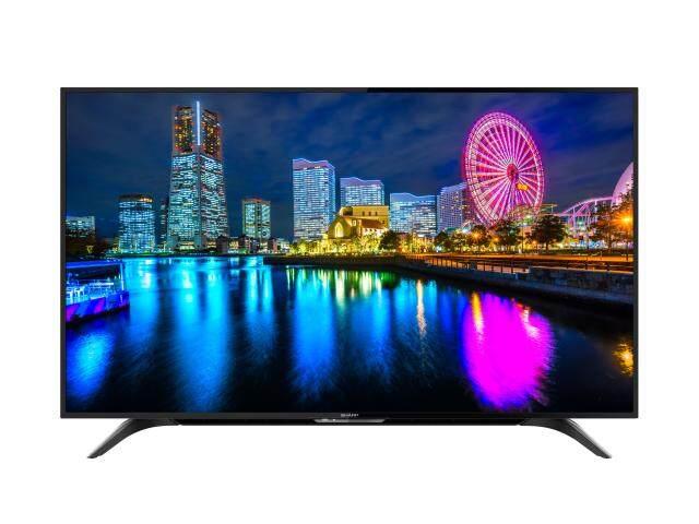 Sharp 4TC50AH1X 50' 4K Ultra UHD Easy Smart TV