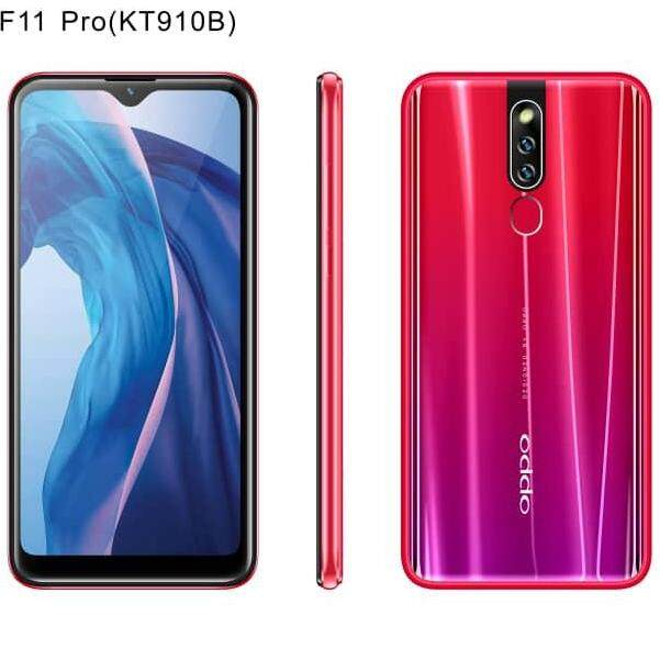 Oppo F11 pro_Oem set 3gb ram 32gb rom 6 3inch display Water drop screen