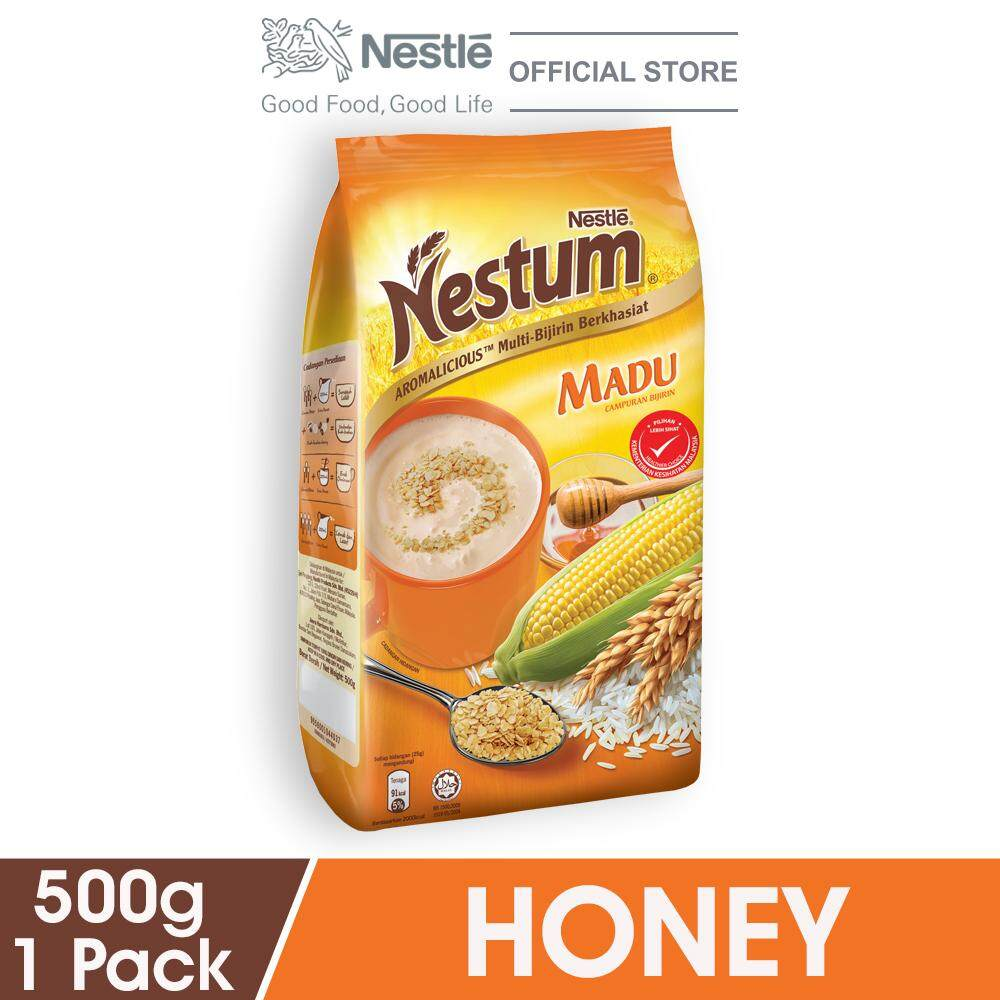 Nestle Nestum All Family Cereal Honey 500g By Lazada Retail Nestle Milk.