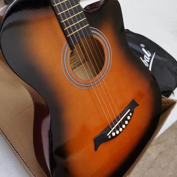 38 Inci Pemula Gitar Akustik Malaysia
