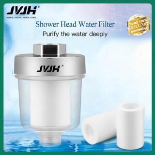 Bộ Lọc Vòi JVJH Vòi Nước Gia Dụng Bộ Lọc Nước, Máy Lọc Phòng Tắm Nhà Bếp, PP Loại Bỏ Clo Dư Bộ Lọc Bông HB233 thumbnail