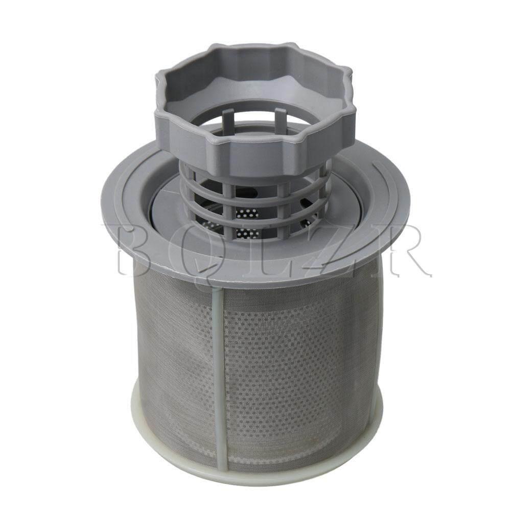 9.4x12.6 cm 427903 Máy Rửa Bát Micro Thoát Nước Lọc cho Nhà Bếp Máy Rửa Chén Xám