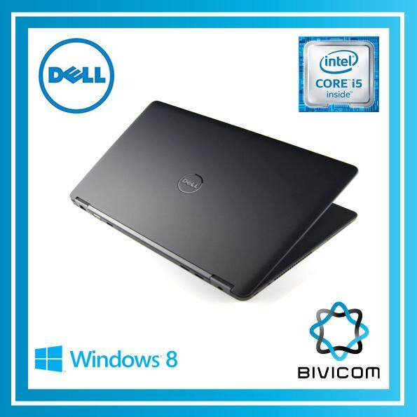 DELL LATITUDE E5450 5TH GEN CORE I5 / 4GBRAM/ 500GB HDD/ W8PRO GENUINE Malaysia