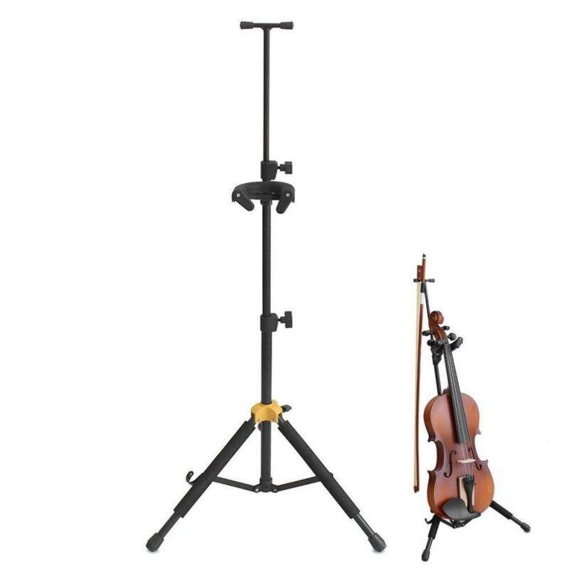 SLADE Portable Folding Aluminum Alloy Floor Stand Violin Stable Tripod Malaysia