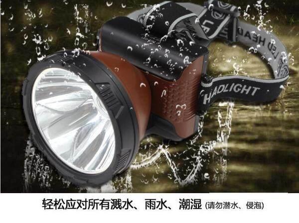 90 degree Adjustment LED Headlamp Super Bright Rechargeable