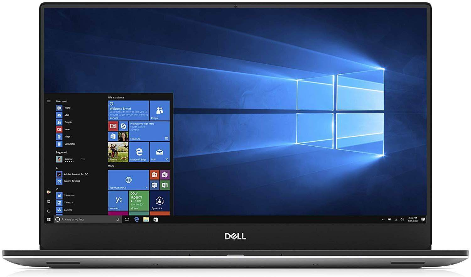 Newest Generation Dell XPS 15 7590,15.6  4K UHD (3840 X 2160) Touch, 9th Gen Intel Core i7-9750H (12MB Cache, up to 4.5 GHz, 6 Cores), 16GB DDR4-2666MHz RAM, 1TB SSD, NVIDIA GeForce GTX 1650 4GB GDDR5 Malaysia