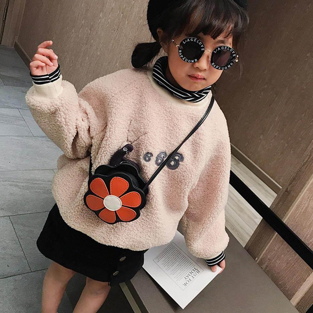 Giá bán NG Phong Cách Hàn Quốc Trẻ Em Mini Túi Đeo Vai Đơn Túi Hoa Dễ Thương Ví Mini cho Bé Gái