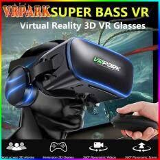 Kính Tai Nghe VR Kính 3D VR Kính Thực Tế Ảo, Điện Thoại Thông Minh Vrpapc 4.5 ~ 6Inch Gắn Đầu Đa Năng Chơi Trò Chơi Tạo Tác