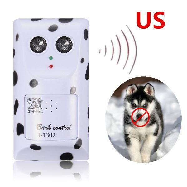 Siêu Âm Chống Sinh Học Chó Chó Dòng Chó Sủa Dừng Kiểm Soát Chống Ồn-US-US