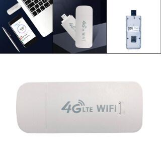 Miracle Shining Modem Không Dây USB 4G LTE Dongle Bộ Chuyển Đổi Bộ Định Tuyến WiFi Bỏ Túi Hotspot Băng Thông Rộng Di Động Có Khe Cắm Thẻ SIM Cho Máy Tính Để Bàn Máy Tính Xách Tay thumbnail