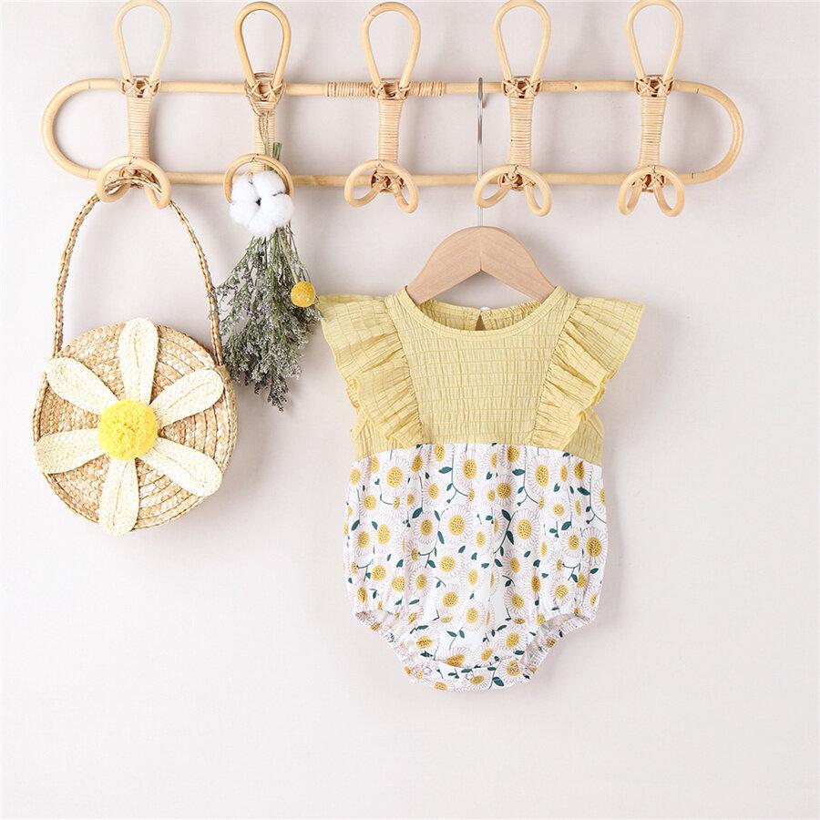 Newest Toddler Baby Girls Floral Tankini Swimwear Swimsuit Bikini Bathing Suit