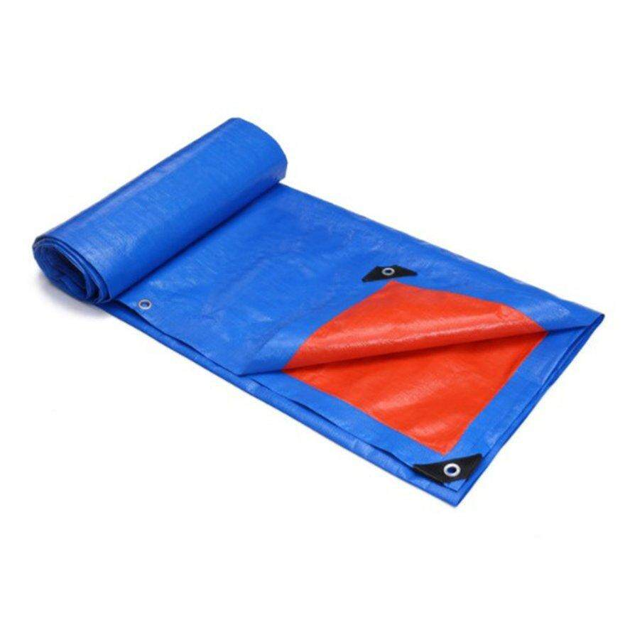 ANEXT Polyethylene PE Car Tarpaulin Luggage Cover Waterproof Anti Aging Canopy