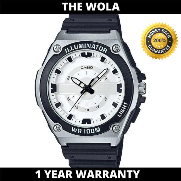 (100% Original CASIO) CASIO Men Casual Watch MWC-100H-7AVDF (watch for man / jam tangan lelaki / Casio watch for men / Casio watch / men watch / watch for men) Malaysia