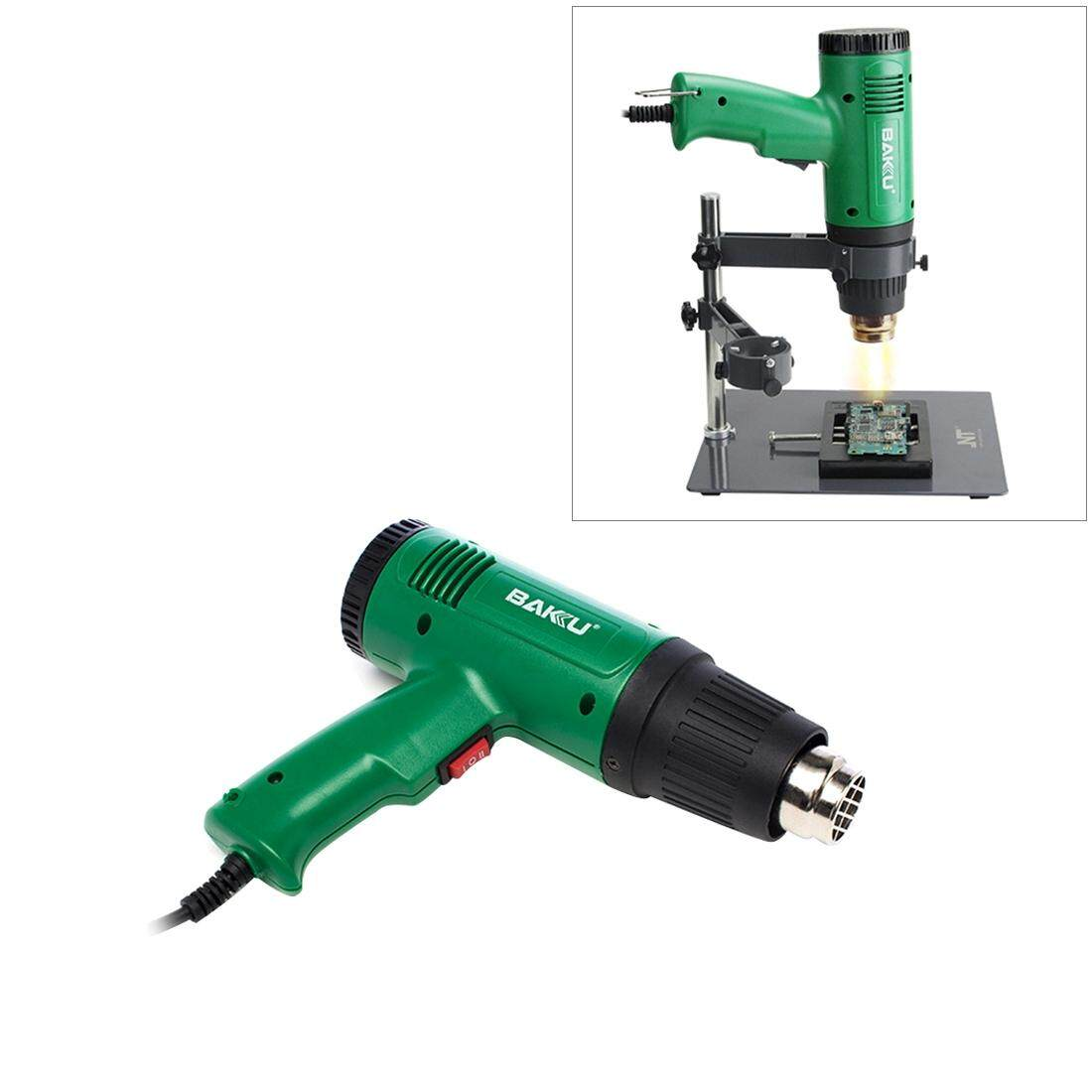 BAKU BK-8033 1600W 50Hz Hot Air Gun, AC 220V, EU Plug