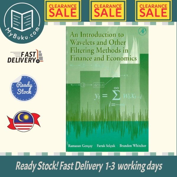 [ MyBuku.com ] Clearance Sale - An Introduction to Wavelets and Other Filtering Methods in Finance and Economics - Gençay - 9780122796708 - Academic Press Malaysia