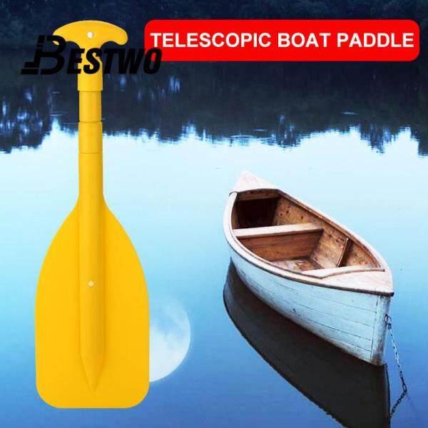 Bestwo kinh tế thực tế bền thuyền chèo Kính thiên văn mái chèo Kính thiên văn nhỏ gọn thuyền sông vận động xuồng xuồng chèo thuyền thể thao nước biển PVC màu vàng