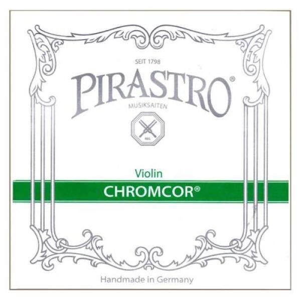 PIRASTRO CHROMCOR chrome core violin string E line chrome steel 4/4 ball end 3191 Malaysia