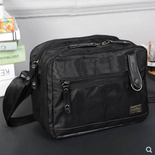 New Japan Yoshida head porter Messenger bag mens shoulder bag sports and leisure package