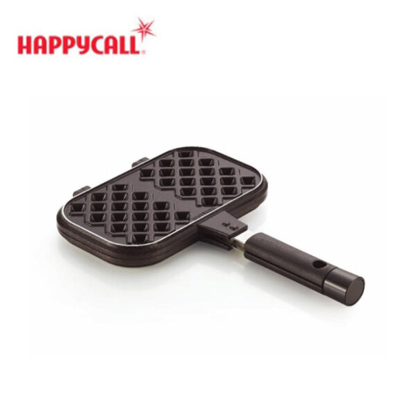 HAPPYCALL New Waffle Pan Double Sided Made in KOREA Singapore