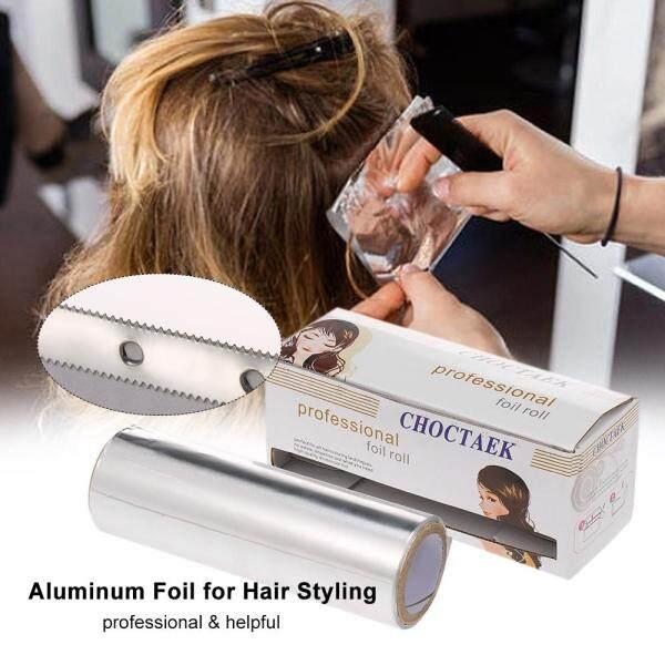 Nhôm Lá Mỏng Cho Tóc Perm Tint Tạo Kiểu Tóc Màu Highlight Nail Art Hair Salon Công Cụ Phụ Kiện Làm Tóc cao cấp